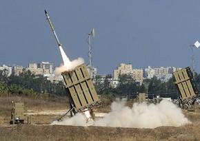 Qəzzadan İsrailə 150-yə yaxın raket atılıb