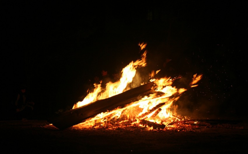 Azerbaijan marks Fire Tuesday of Novruz