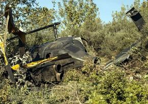 В Испании упал вертолет