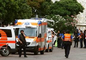 В Швейцарии женщина напала с ножом на людей