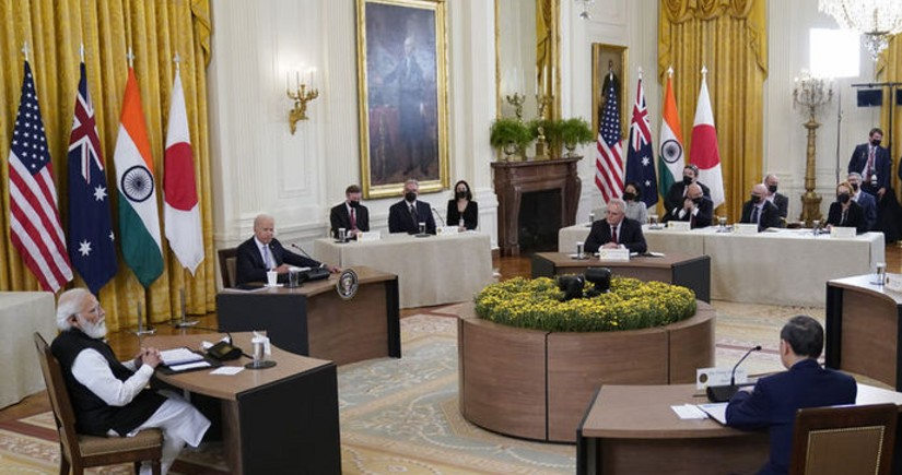 US, Australia, Japan and India form new alliance