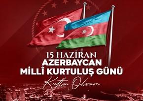 Türkiyə MN: Azərbaycanla birlikdə olmağa davam edəcəyik