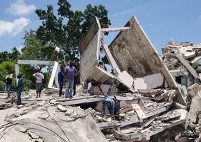Сильное землетрясение в Гаити, число погибших возросло до 304