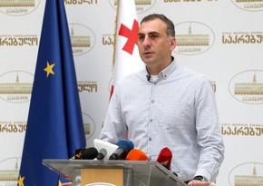 Gürcü deputat azərbaycanlı həmkarını tərifləyib