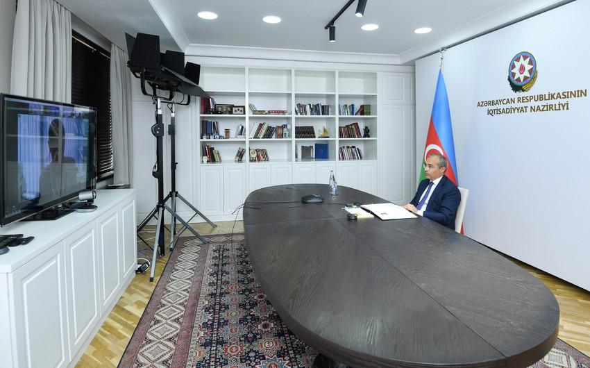 EBRD-nin Qarabağın bərpasında iştirakı məsələləri müzakirə edilib