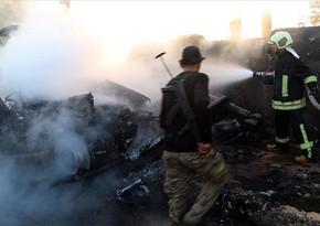 Suriyada YPG/PKK terrorçularının hücumu zamanı bir neçə nəfər yaralanıb