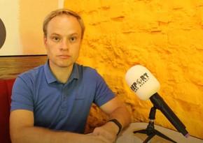 Yaroslav Yurçişin: İnfrastruktur layihələri ilə bağlı Azərbaycanın təcrübəsi Ukrayna üçün böyük maraq kəsb edir