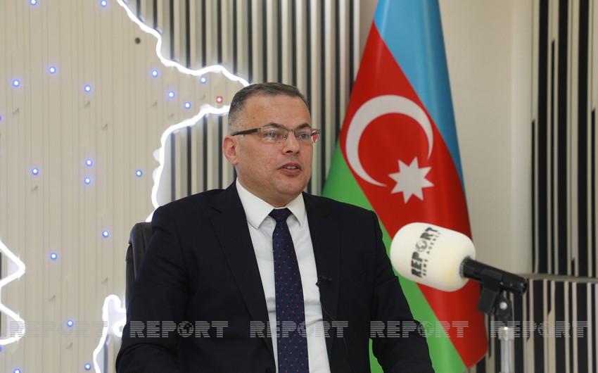 """Vüsal Qasımlı: """"Qeyri-neft sektoru drayverə çevrilir"""""""