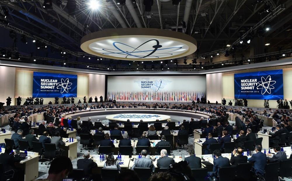 В Вашингтоне начала работу пленарная сессия IV Саммита по ядерной безопасности