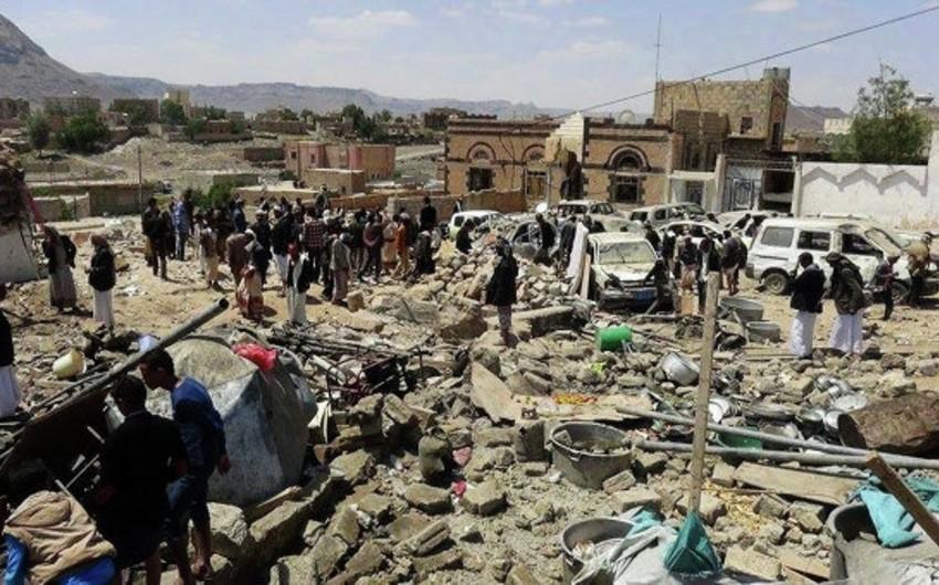 Nazir: Yəməndə münaqişə qurbanlarının sayı 6 min nəfəri ötüb, 15 min nəfər yaralanıb