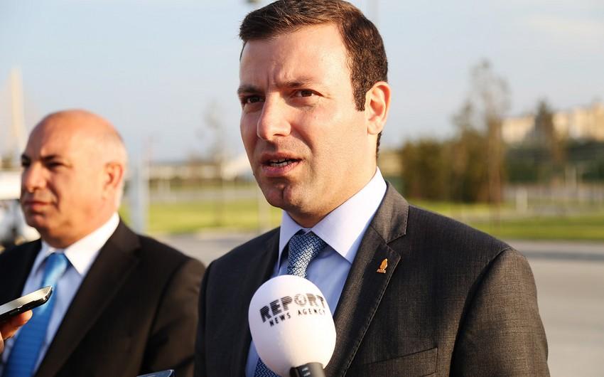 AFFA-nın baş katibi Londonda AVRO-2020-nin loqosunun təqdimat mərasimində iştirak edəcək