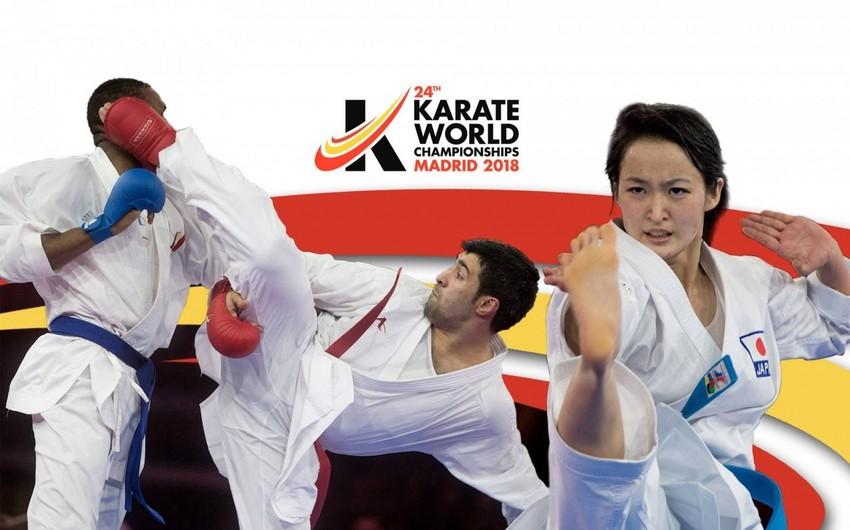 Karate üzrə Azərbaycan millisinin dünya çempionatı üçün heyəti açıqlanıb