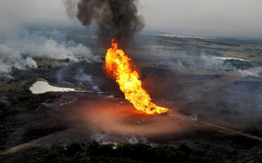 Gas pipeline blast in Mexico kills five