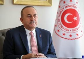 Çavuşoğlu : We don't think US president will make such a statement