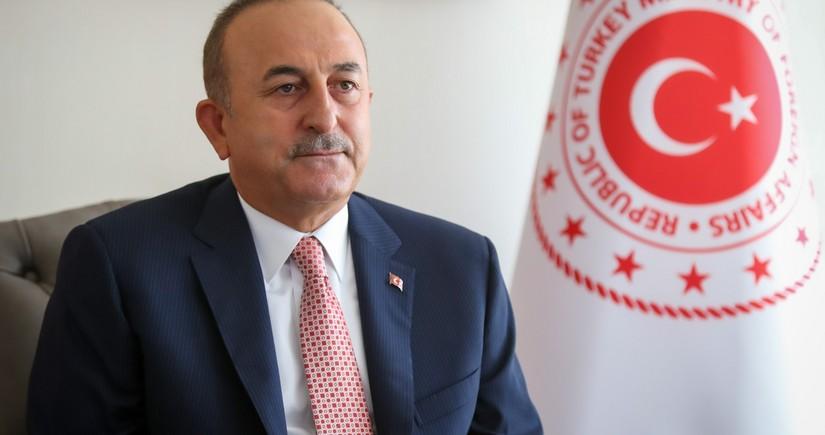 Mövlud Çavuşoğlu: ABŞ prezidentinin belə bir ifadə işlədəcəyini düşünmürük