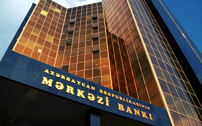 Azərbaycan Mərkəzi Bankı valyuta ehtiyatlarını artırıb