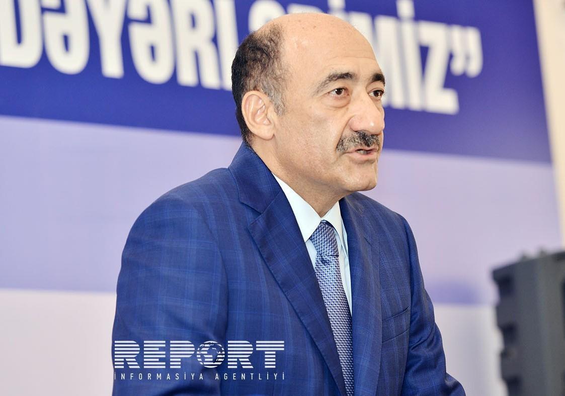 Əbülfəs Qarayev Qazaxda vətəndaşları qəbul edəcək