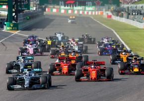 Formula 1: İlk sınaq yürüşünün nəticələri bilindi