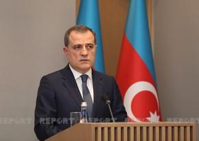 Состоялась встреча между главами МИД Азербайджана и Франции