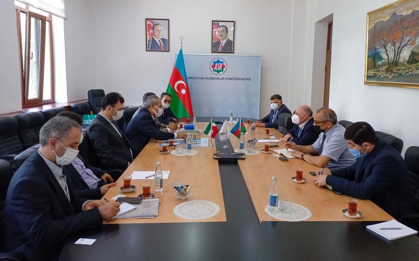 Azərbaycan və İranın biznes qurumları yeni Anlaşma Memorandumu imzalayıb