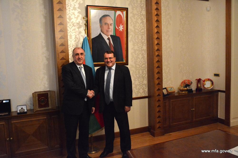 Завершилась дипломатическая деятельность посла Венгрии в Азербайджане