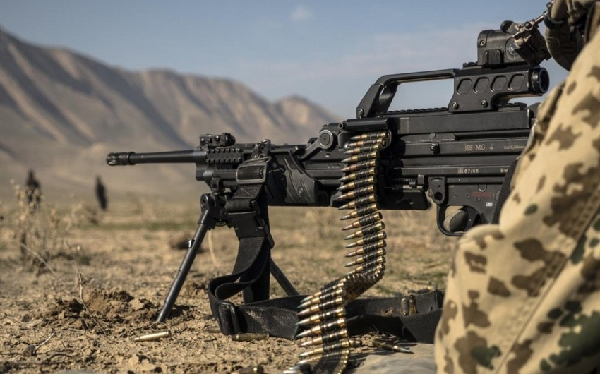 Azerbaijani MoD updates current situation news on frontline