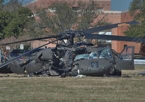 Kolumbiyada helikopter qəzaya uğrayıb, ölənlər var