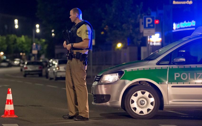 Almaniyada terror aktı planlaşdıran suriyalı miqrant saxlanılıb