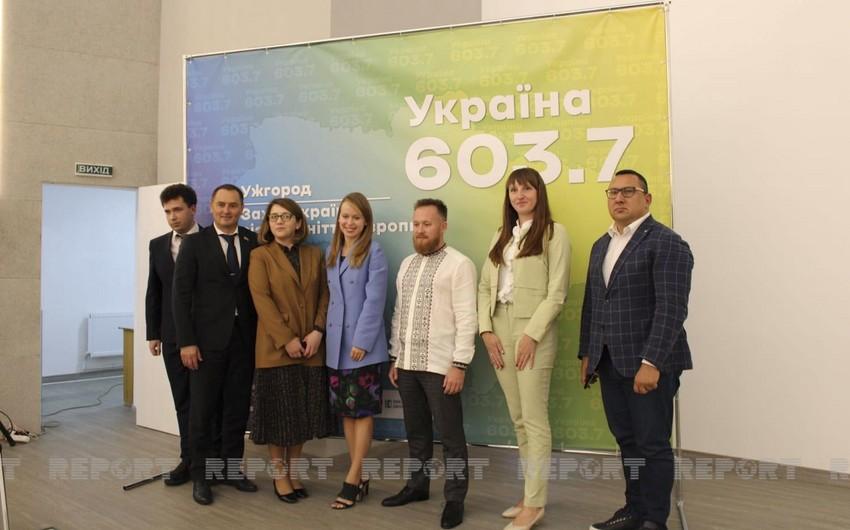 Ukraynada beynəlxalq forumlara start verilib