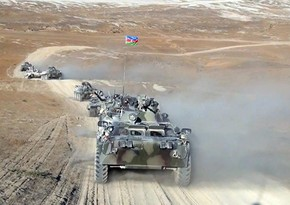 Turkey-Azerbaijan joint tactical exercises continue