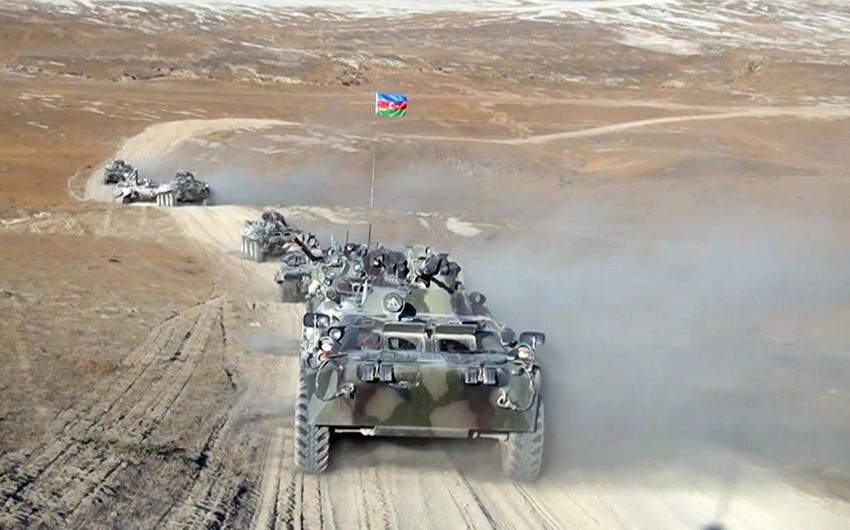 Turkey-Azerbaijan joint tactical exercises continue