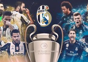 """UEFA """"Real Madrid"""" və """"Yuventus""""u Çempionlar Liqasından kənarlaşdıra bilər"""