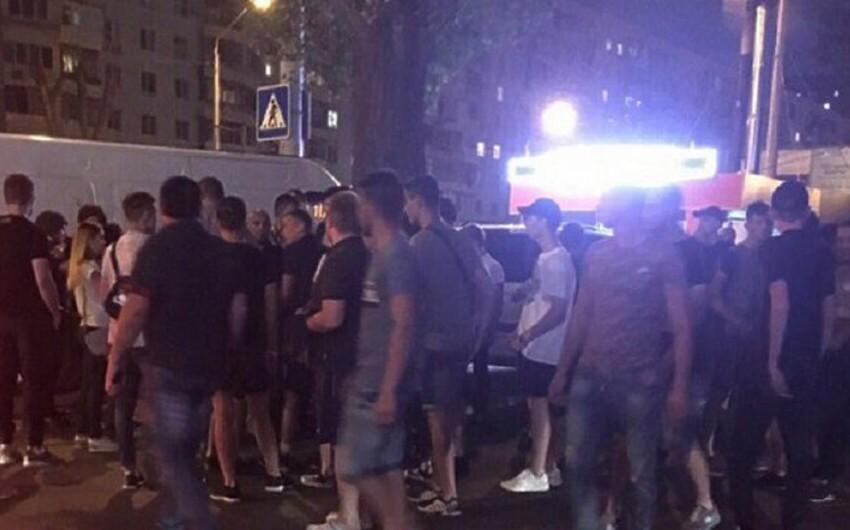 В Одессе произошла перестрелка между гражданами Азербайджана и Афганистана