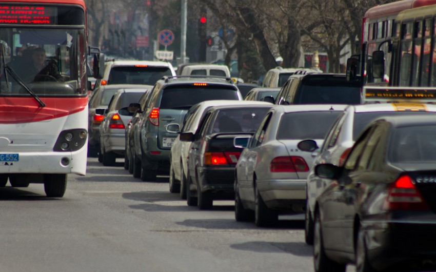 Traffic movement will be restricted on Baku central avenue