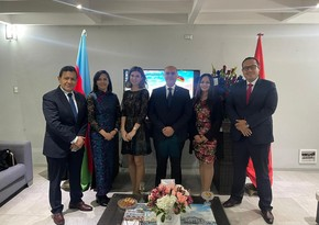 Peru celebrates Day of Restoration of Azerbaijan's Independence
