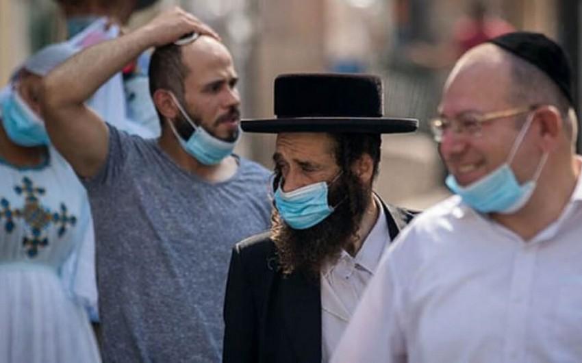 İsraildə maska rejimi ləğv edilib