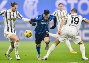 Интер нанес поражение Ювентусу впервые за четыре года в Серии А