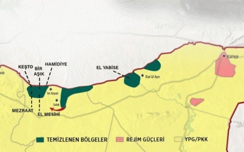 Türkiyənin Suriyada yaralanan 5 hərbçisindən 2-si şəhid olub - YENİLƏNİB