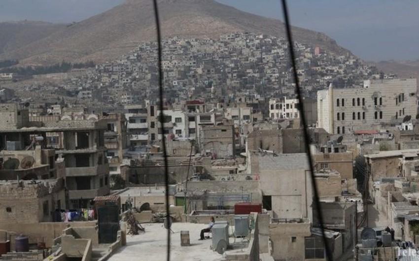 İŞİD terrorçuları Suriyanın Mənbic şəhərində təslim olublar