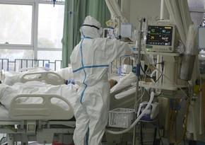 Rusiyada daha 110 nəfər virusdan ölüb