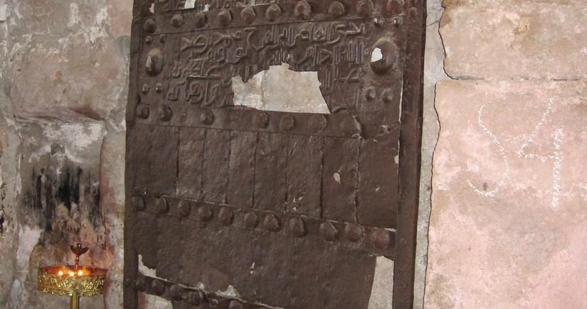Gəncə qapısının saxlanıldığı gürcü monastrında problemlər yaranıb, işə YUNESKO cəlb edilib