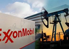ExxonMobil сообщила о возможности сокращения ее нефтегазовых запасов