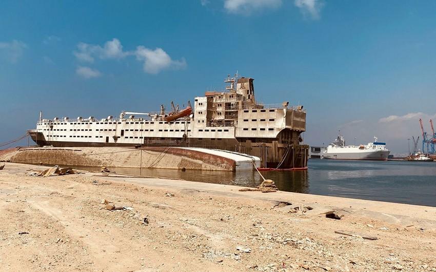 Beyrut limanında xeyli miqdarda təhlükəli maddə tapılıb