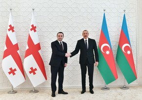Georgian PM invites President of Azerbaijan to Tbilisi