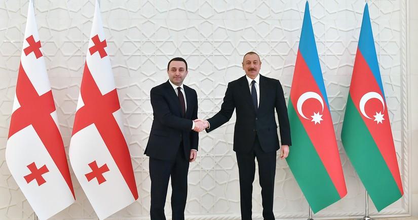 Премьер-министр Грузии пригласил президента Азербайджана в Тбилиси