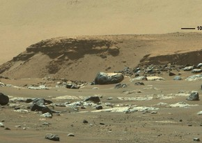 Marsdan yeni fotolar yayımlanıb