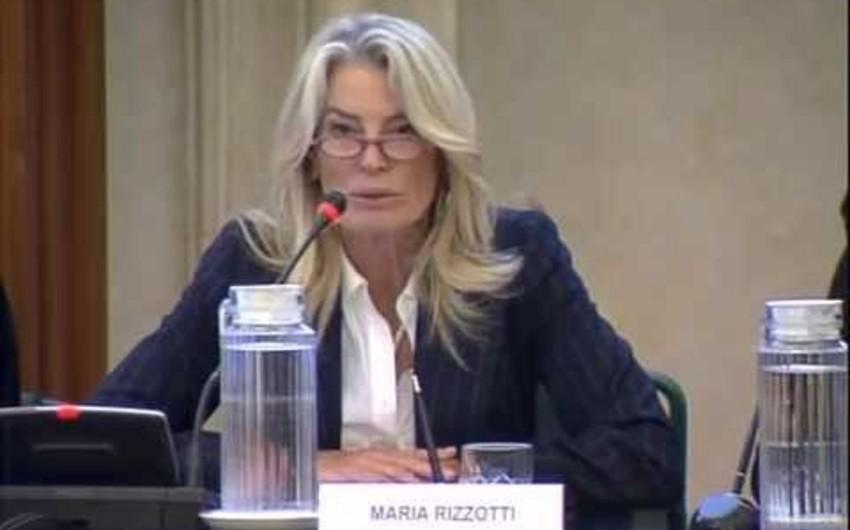 İtaliya Senatının ümumi iclasında Ermənistanın vəhşiliklərindən danışılıb
