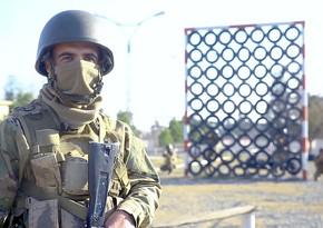 Azərbaycan Ordusunun kəşfiyyat bölmələri ilə döyüş hazırlığı üzrə məşğələlər keçirilir - VİDEO
