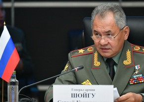 Russian Defense Minister visits Baku