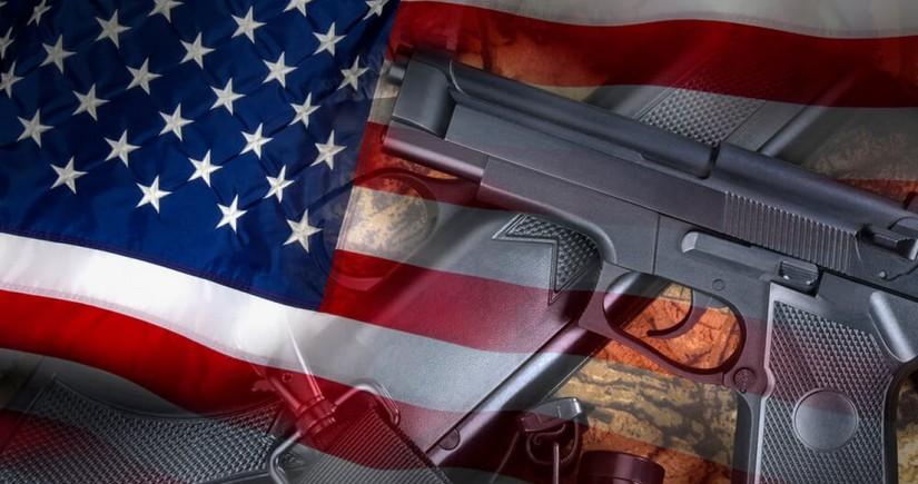 ABŞ-da son bir həftədə baş verən silahlı insidentlərdə 430 nəfər ölüb